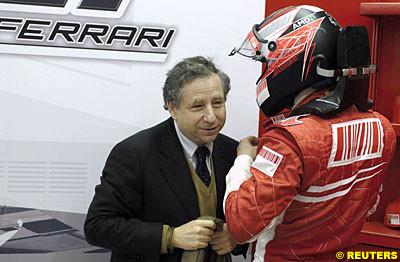Ferrari no tuvo intención de fichar a Alonso