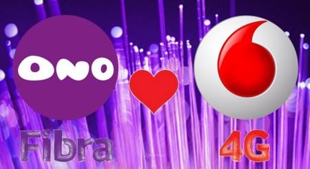 Vodafone One, así es la nueva oferta convergente de fibra, 4G y Televisión