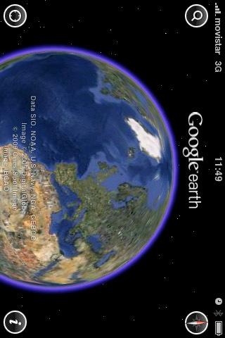 Foto de Google Earth 2.0 para iPhone (7/8)