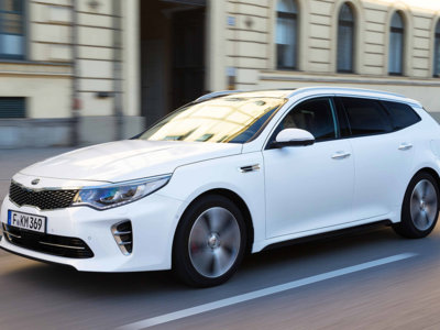 Así es el Kia Optima GT, el Kia más potente de la marca en Europa