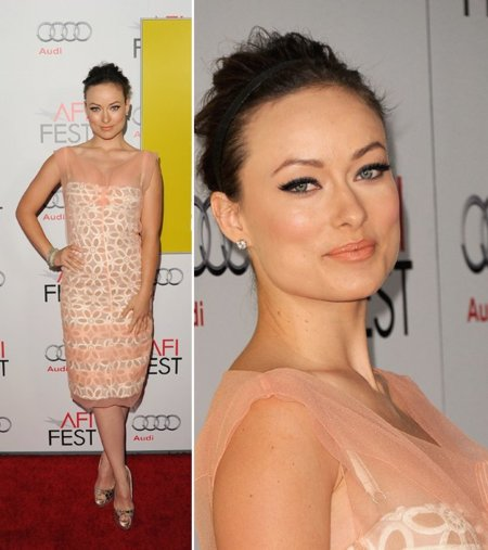 Olivia Wilde Louis Vuitton