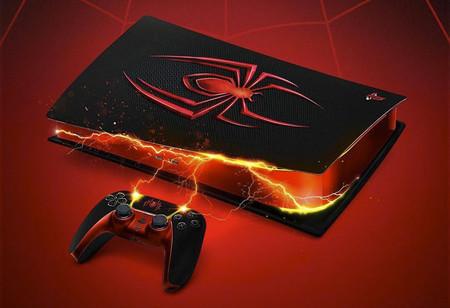 PS5 edición Spider-Man, PS5 Classic y otros modelos inventados por diseñadores que ojalá se hagan realidad
