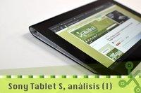 """Análisis de la Sony Tablet S """"diseño y rendimiento"""""""