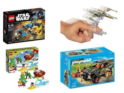 4 sets de Lego, Playmobil y Hot Wheels rebajados en Amazon. Evitar problemas de stock y prisas de última hora es fácil