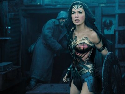Un montón de niñas se están disfrazando de Wonder Woman porque quieren destrozar tus feels