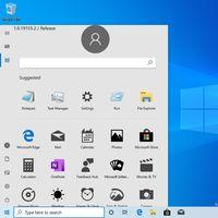 Microsoft muestra por accidente un nuevo menú Inicio en Windows 10