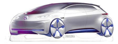 Volkswagen I D Concept