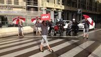 GIVI convierte Valladolid en una improvisada parrilla