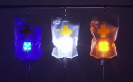 Lámpara de hospital, para los más enfermizos