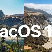 Mammoth o Monterey podrían ser los nombres de macOS 12, según las marcas comerciales que Apple está registrando