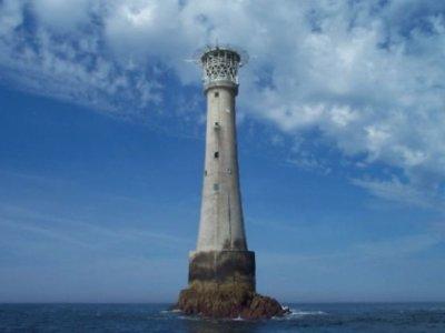 Esta es la isla más pequeña del mundo y el 95% está edificado (y está en Gran Bretaña)