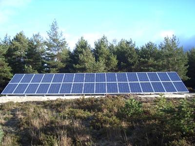 C mo ahorrar en casa instalar placas solares - Instalar placas solares en casa ...