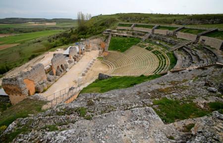 Clunia, huella romana en Burgos