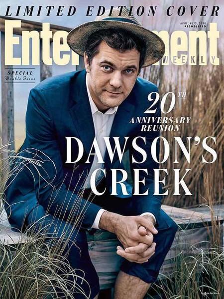 Y Veinte Anos Despues El Cast De Dawson S Creek Se Reune De Nuevo Para Entertainment Weekly 2