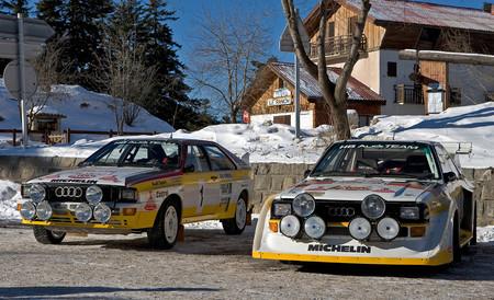 Audi Sport y Audi quattro WRC