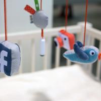 """""""Mi primer selfie"""" gracias a un juguete, el bebé no decide sobre su privacidad"""