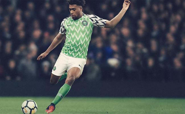 La camiseta de Nike más vendida antes del Mundial es la más inesperada: la de Nigeria