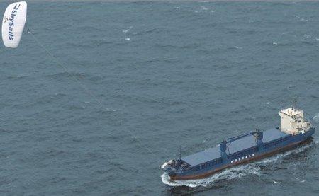 Skysails, sostenibilidad aplicada al mundo marítimo