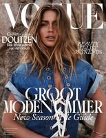 Vogue Holanda: Doutzen Kroes