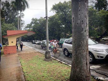 Accidente coche Cuba