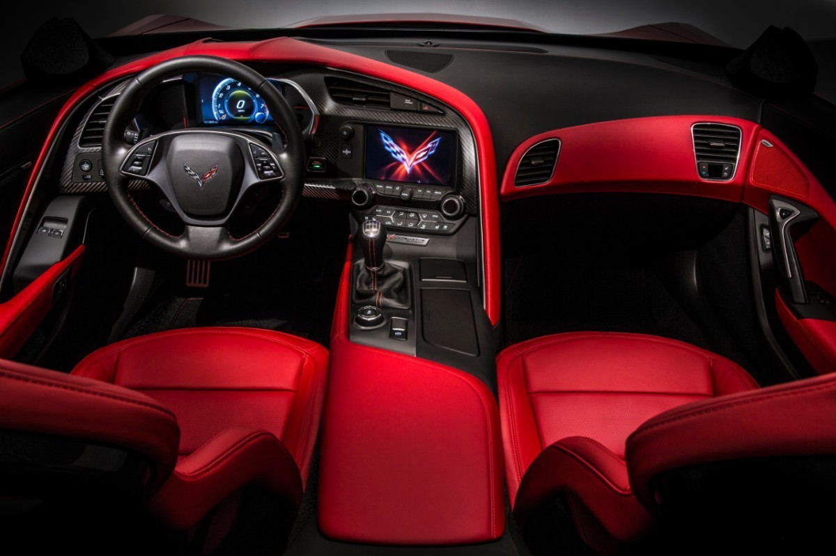 Foto de 2014 Chevrolet Corvette Stingray (5/43)