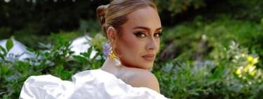 Adele reaparece en Instagram con un look de alfombra roja y haciendo oficial su romance con Rich Paul