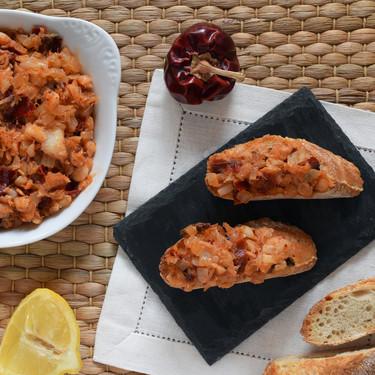 Rin ran de bacalao al estilo murciano: receta tradicional (que tiene muchas variantes)