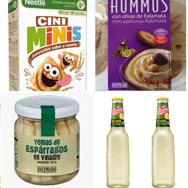 Esto son los nueve productos de alimentación más innovadores de 2019, y Mercadona y Bimbo las empresas con más productos novedosos