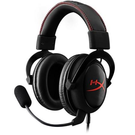 Los audífonos HyperX Cloud Core incluyen lo esencial para ofrecer gran calidad de sonido