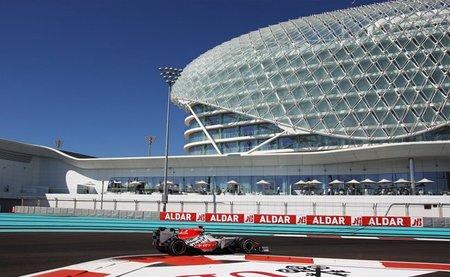 GP de Abu Dhabi F1 2011: HRT disputa una carrera incolora