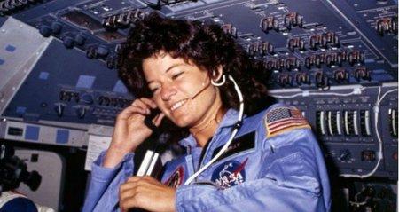 Muere Sally Ride, primer mujer norteamericana en viajar al espacio