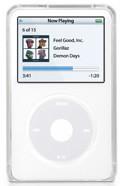 Funda iClear para el iPod Vídeo