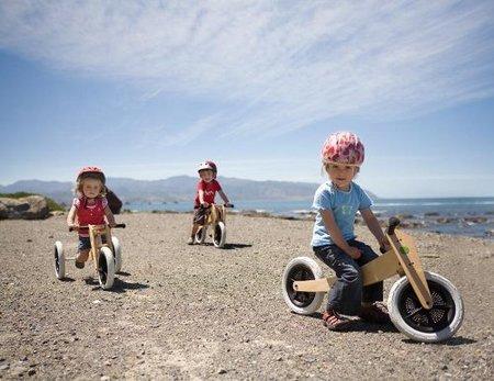 Wishbone, una bicicleta concienciada ecológicamente