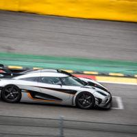El Koenigsegg One:1 consigue un nuevo récord en Spa-Francorchamps (vídeo)
