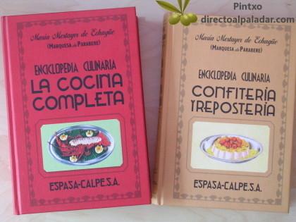 Enciclopedia culinaria de la Marquesa de Parabere