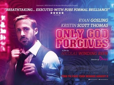 'Sólo Dios perdona', la película
