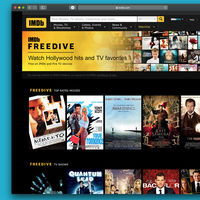 Amazon e IMDb lanzan Freedive, una plataforma gratuita de streaming solo para EEUU