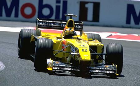 Jordan 199 1999 - Heinz-Harald Frentzen