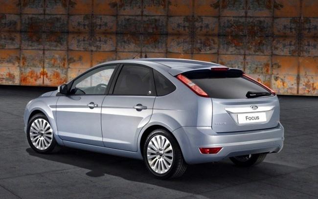 Ford Focus segunda generación