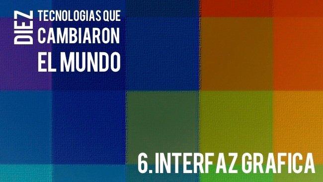 interfaz gráfica