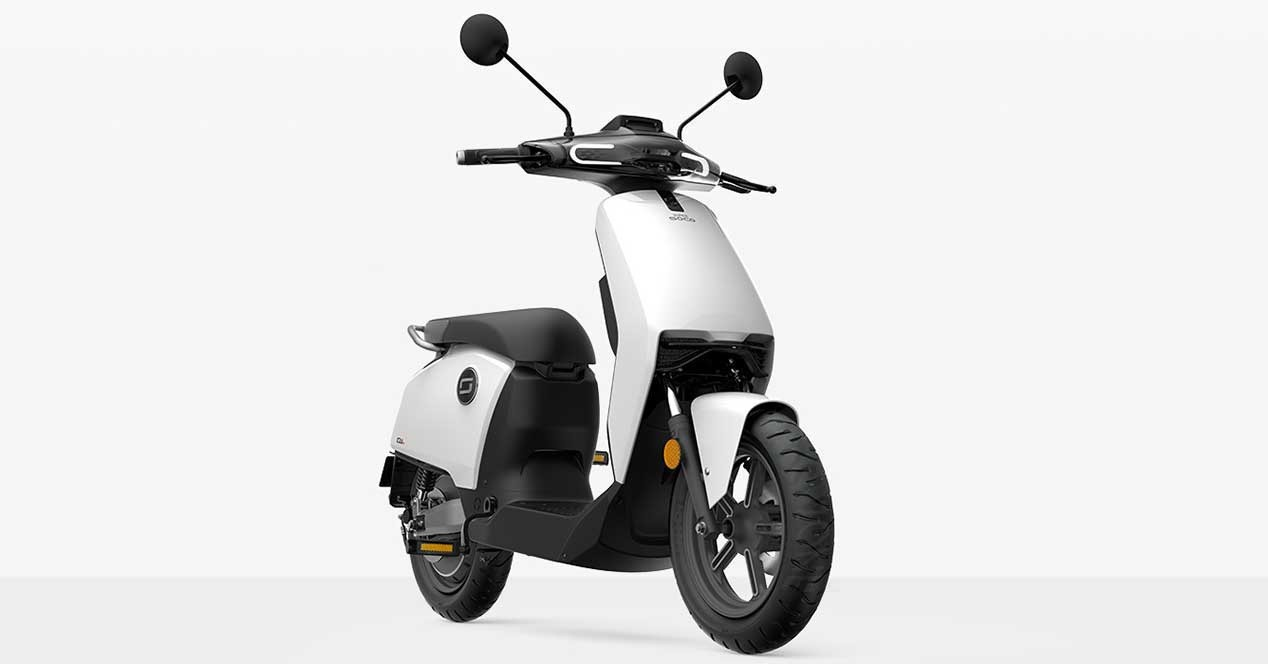 Super Soco es la nueva moto eléctrica de Xiaomi: 120 kilómetros de autonomía por menos de 1000 euros