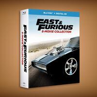 Antes de ver 'Rápidos y Furiosos 9' revive toda la saga en Blu-ray con esta colección: de oferta en Amazon México por 647 pesos
