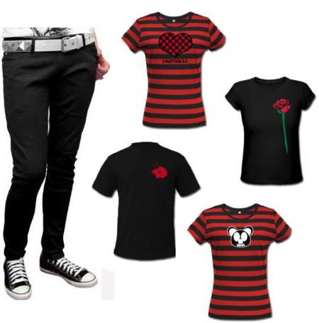 Ropa Emo