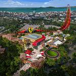 El parque temático Ferrari Land abre sus puertas el 7 de abril