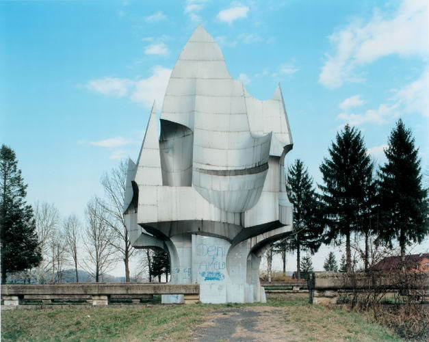 Foto de Spomenik, la Yugoslavia más cósmica (3/12)