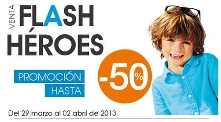 Kiabi: venta flash ¡hasta el 50% en tus héroes favoritos!