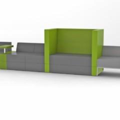 Foto 3 de 5 de la galería una-buena-idea-sofa-con-pequena-mesa-incluida en Decoesfera