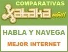 Comparativa tarifas Hablar y Navega con las mejores condiciones de internet móvil