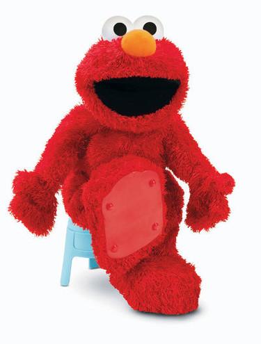 Elmo show, el muñeco bailarín y cuentacuentos