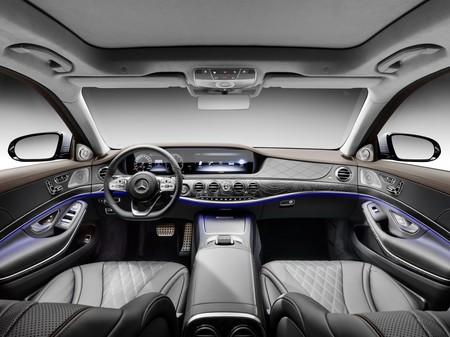 Mercedes Benz Clase S 2018 7